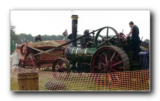 1916 Wallis & Steevens Traction Engine