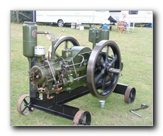 11hp Ruston Hornsby type 1ZR