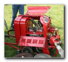 1939 Coventry Climax FSM Fire Pump