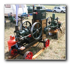 1920 Tange Gas Engine