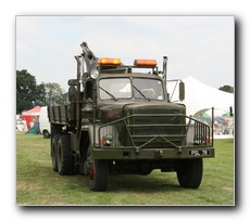 Army Breakdown Truck