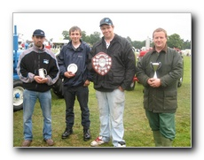 Winners of the Stationary Engine Trophies