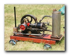 an Engine supplied by David Curwen from Devizes,
