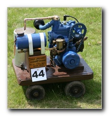 1949 1.5hp Stuart Marine  Engine