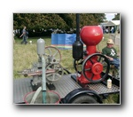 5hp Petter M driving a Climax pump