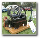 1885 Weyman and CO. 3hp Trusty Gas          engine